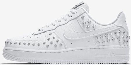 Buty damskie Nike Air Force 1'07 Patent Biel Ceny i