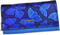 e0a34858e471f Portfel damski skórzany PELLUCCI 76111-NBF Niebieski - niebieski