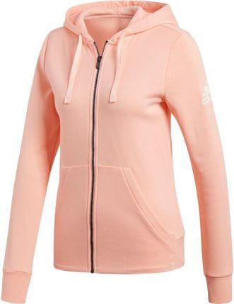 Bluza z kapturem damska Essentials Solid Hoodie Adidas (miętowa)