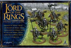 Lord Of The Rings - Knights Of Minas Tirith