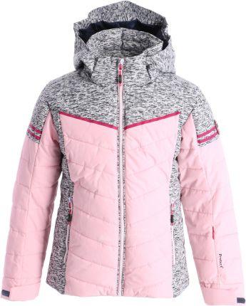 4559fcbca200c CMP kurtka narciarska dzieci różowy/argento szary/strawberry różowy