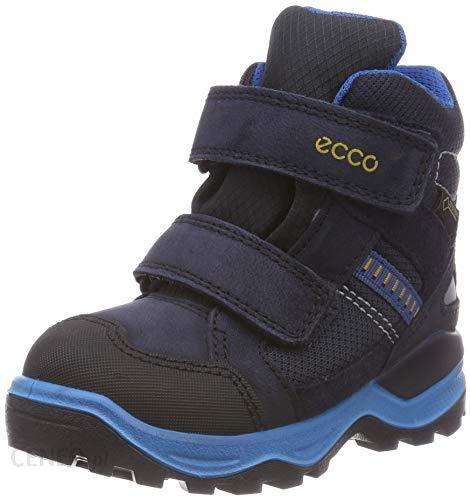 3204fc7f Amazon Ecco buty dziecięce unisex Snow Mountain - niebieski - 30 EU -  zdjęcie 1