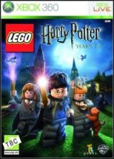 LEGO Harry Potter: Lata 1-4 (Gra Xbox 360)