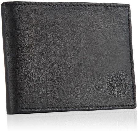 68187cb1f1558 Czarny klasyczny portfel męski Sanchez Czarny - Ceny i opinie - Ceneo.pl