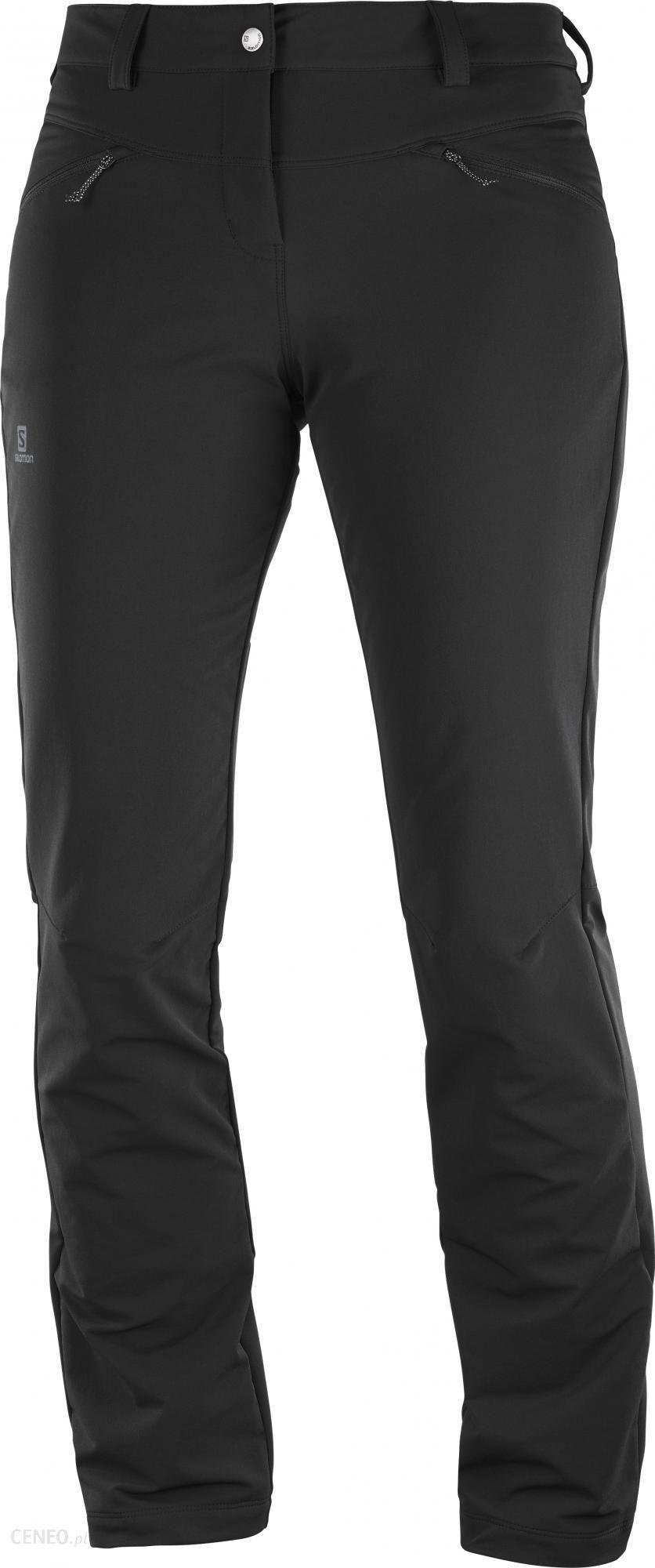 Klasyczne damskie spodnie Salomon Wayfarer Pant black
