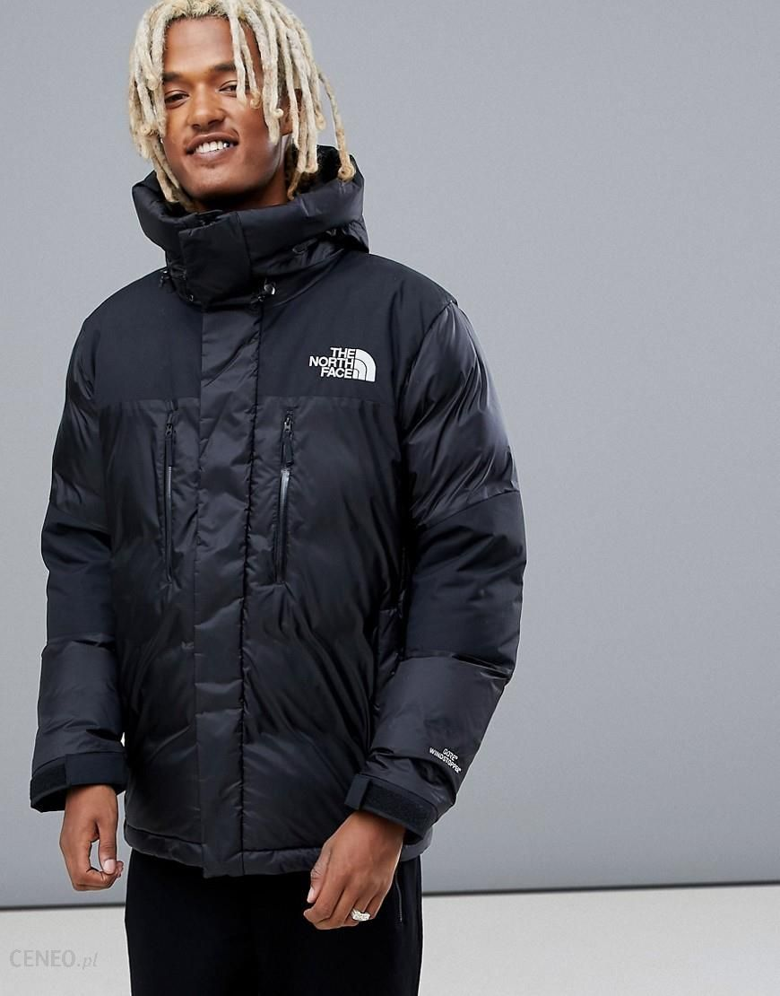 28aef8644 The North Face Original Himalayan Windstopper Down in Black - Black -  Ceneo.pl