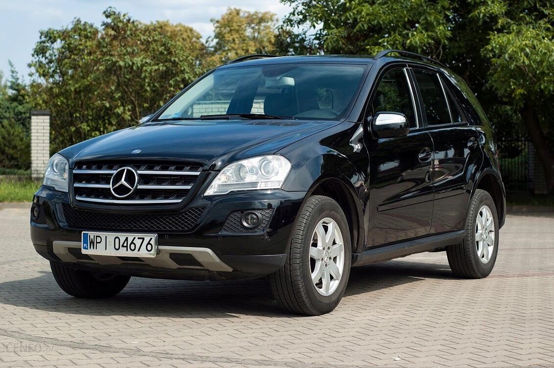 Mercedes Ml 320 Cdi W164 2008 Opinie I Ceny Na Ceneo Pl