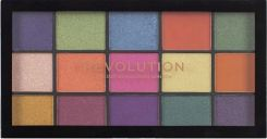 Makeup Revolution ReLoaded Paleta Cieni do Powiek Passion for Colour