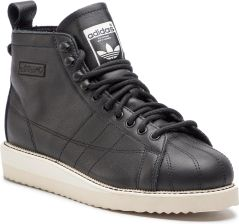 bafcad398 Buty adidas - Superstar Boot W AQ1213 Cblack/Cblack/Owhite