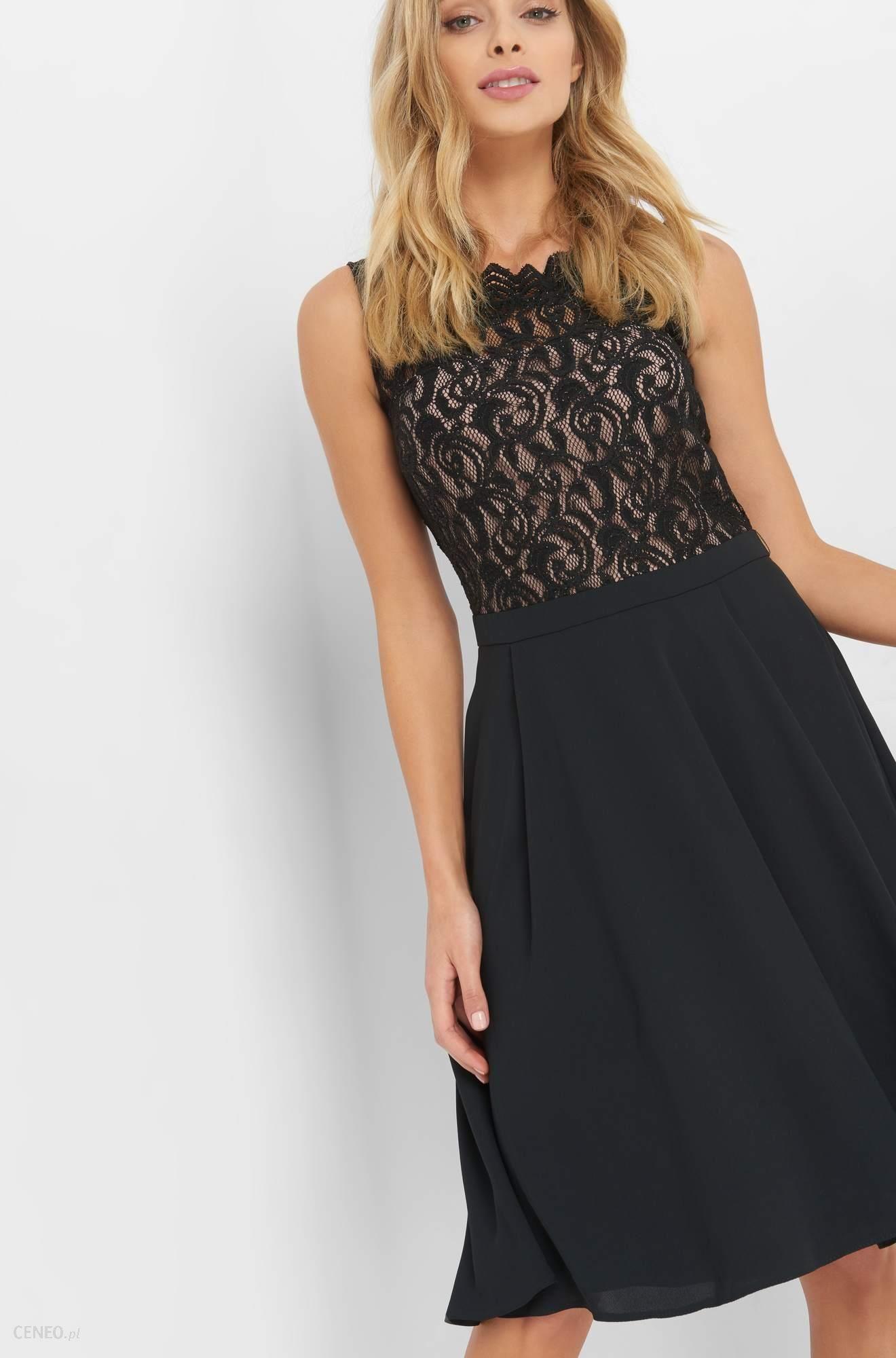 e6d02629d7 ORSAY Sukienka z koronkową górą - Ceny i opinie - Ceneo.pl
