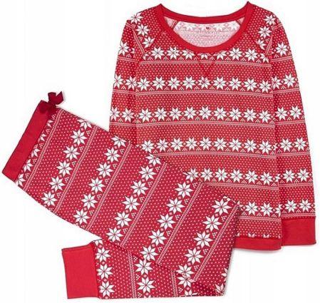 c4d432928e89b4 ATLANTIC piżama damska NLP 459 CZE długi rękaw M Allegro