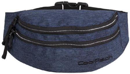 04018e0472 Saszetka nerka Coolpack Madison Snow Blue/Silver 88633CP nr A325 - Snow  Blue/Silver