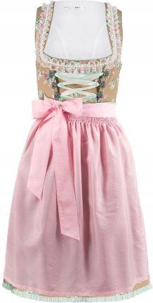 0b54452423 Topshop COLD SHOULDER MAXI Suknia balowa pale pink - Ceny i opinie ...