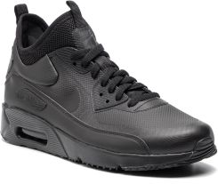 NIKE AIR MAX 90 ULTRA MID WINTER BLACK 924458 004