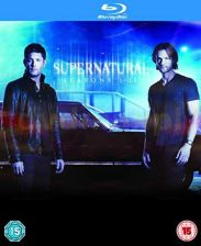Supernatural Season 1-13 (Nie z tego świata Sezon 1-13) (EN) [BOX] [47xBlu-Ray]