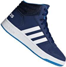 detailed look c9b37 046ae adidas JR Hoops Mid 2.0 K 101