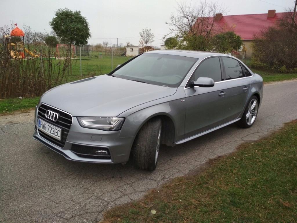 Audi A4 B8 S Line Plus 2 0 T 224km Quattro Opinie I Ceny Na Ceneo Pl