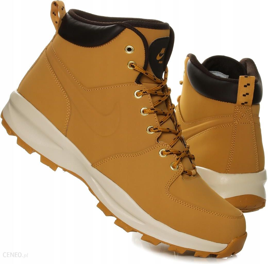 Buty męskie Nike Manoa Leather 454350 700 Ceny i opinie Ceneo.pl