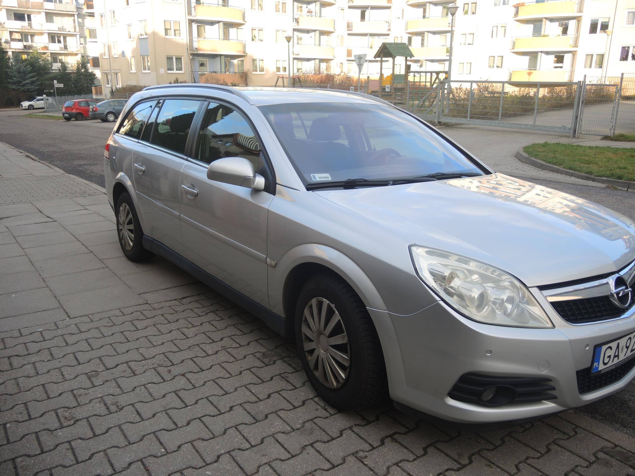 Opel Vectra C Kombi 2006 Opinie I Ceny Na Ceneo Pl
