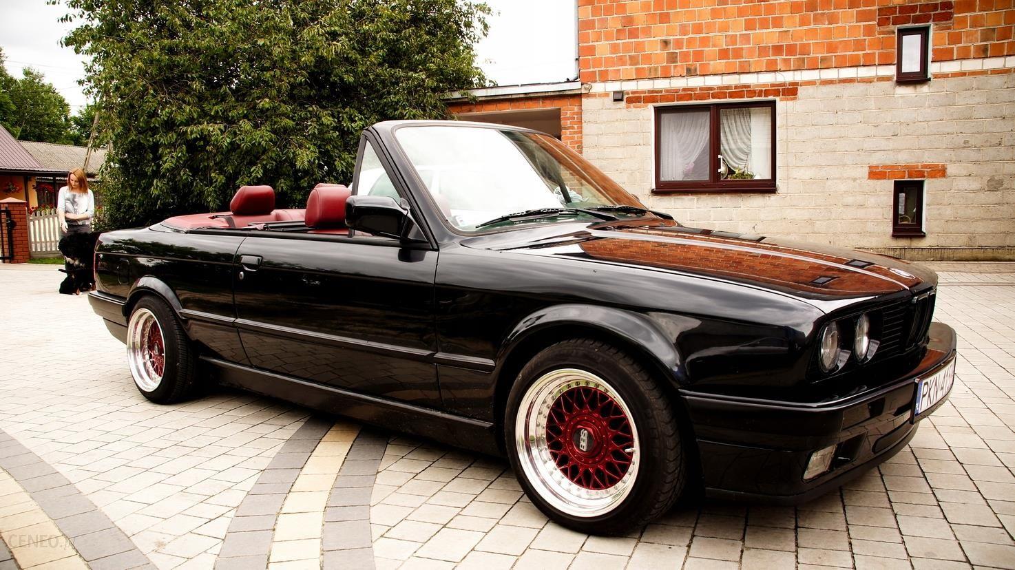 Bmw E30 320i Cabrio Cardinal Red Bbs Rm 9j Opinie I Ceny Na Ceneo Pl