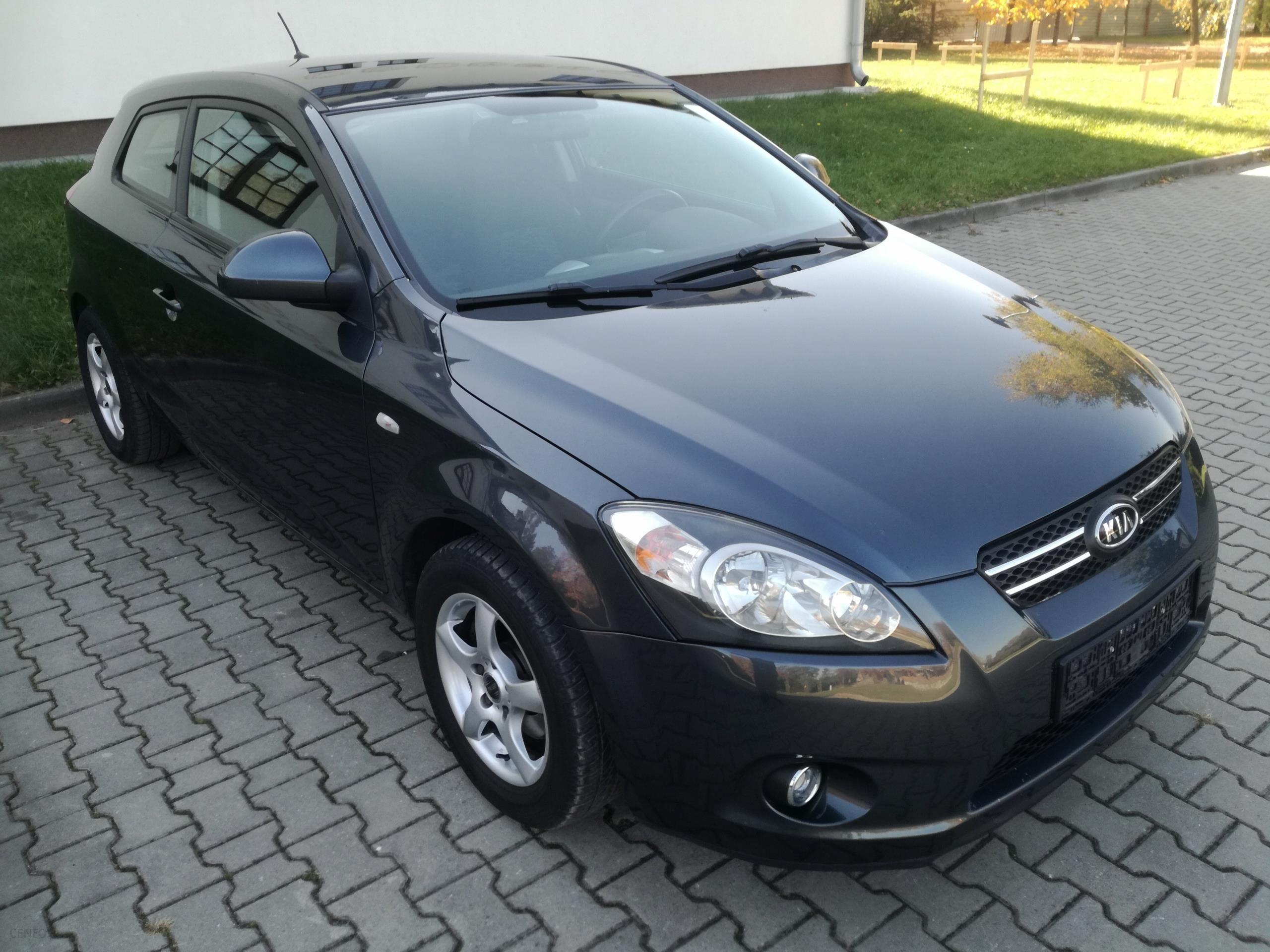 Kia Pro Ceed 1 6 Benzyna 125 Ps Oplacony Szwajcar Opinie I Ceny Na Ceneo Pl