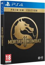 Mortal Kombat 11 - Premium Edition (Gra PS4)
