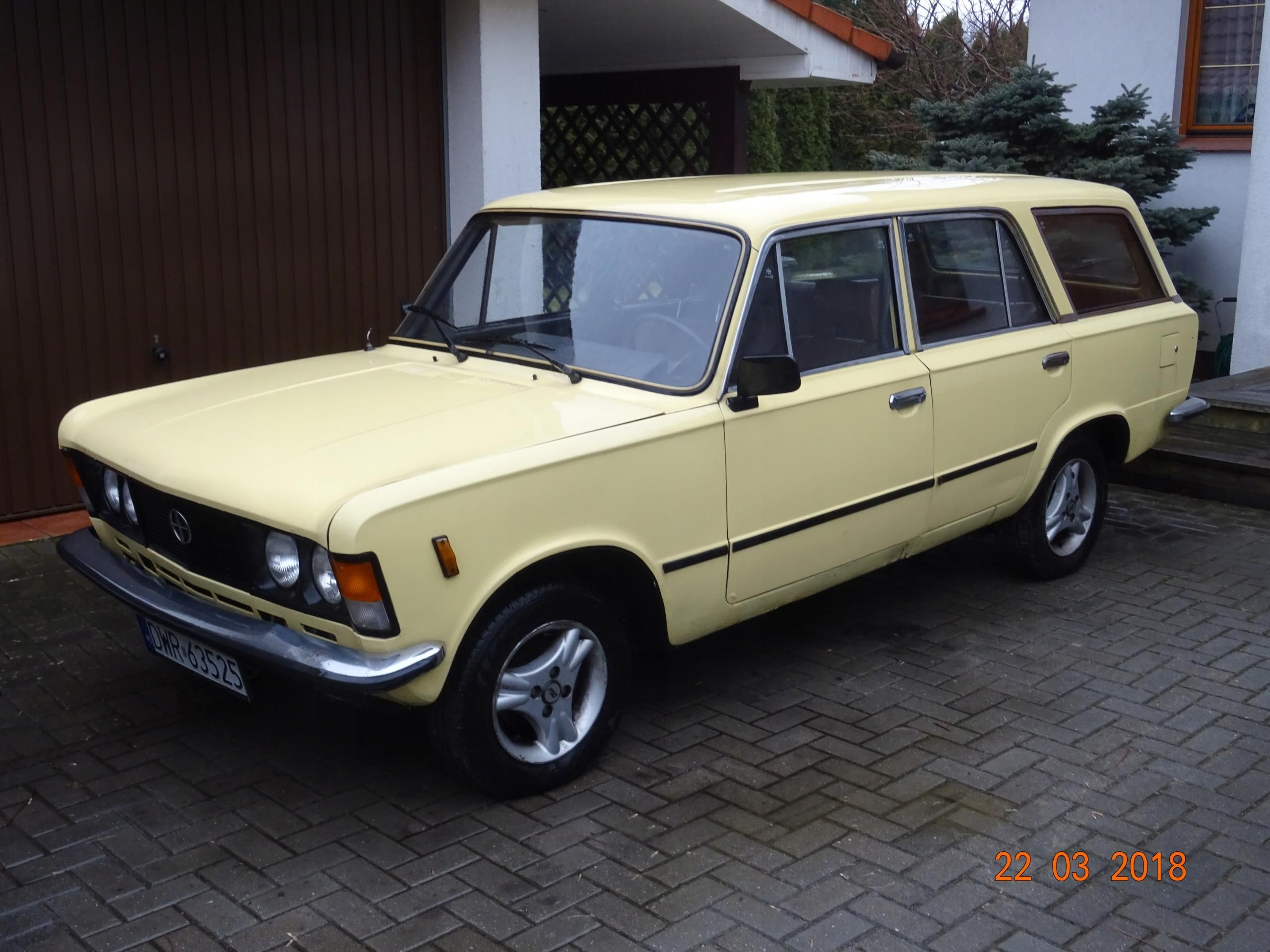 Fiat 125p Kombi Opinie I Ceny Na Ceneo Pl