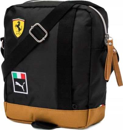 Saszetka Puma SF Fanwear Portable czarna 075501 02 - Ceny i opinie ... 921a5d0390e