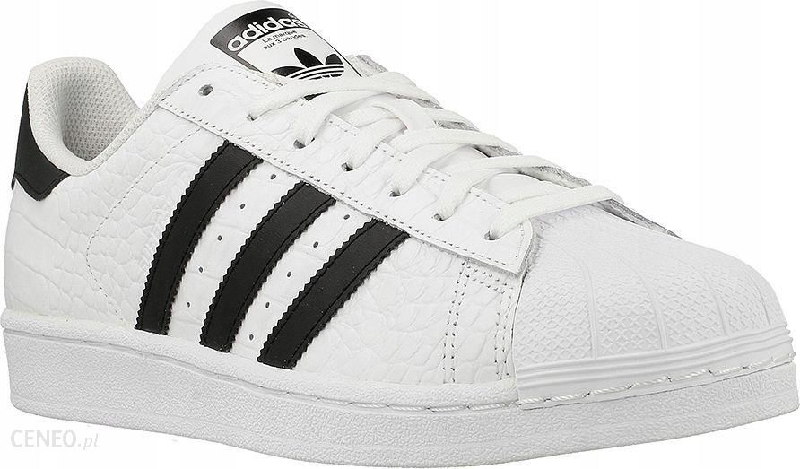 Adidas Buty meskie Superstar biale r. 44 (BZ0198) Ceny i opinie Ceneo.pl