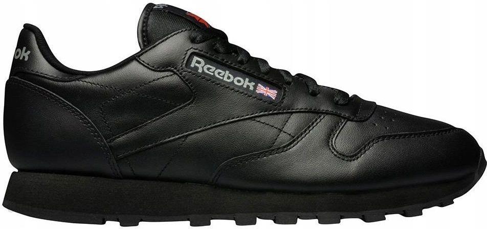NOWE męskie buty Reebok adidasy trampki czarne 43 Kraków