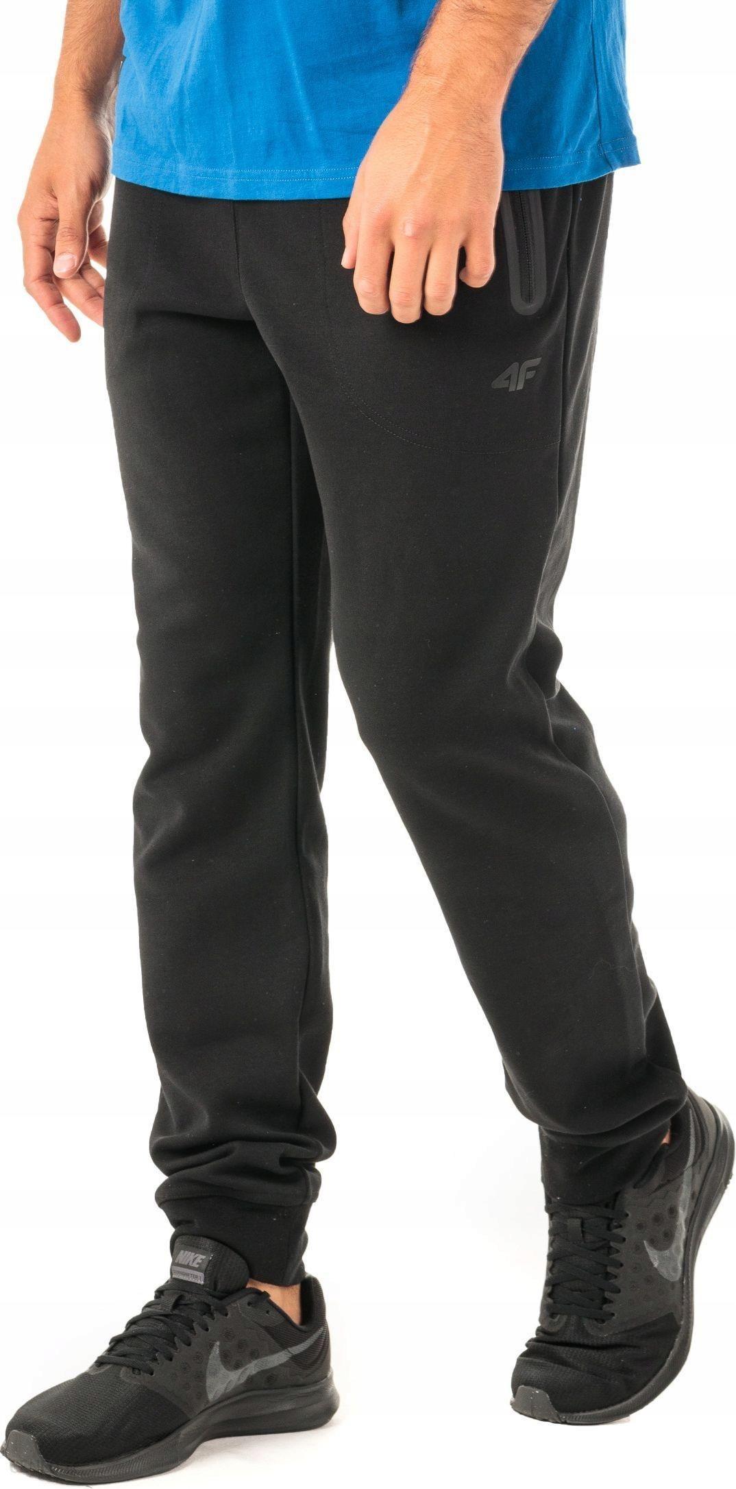 faf874ed 4F Spodnie męskie dresowe H4Z18 SPMD006 r. XXL - Ceny i opinie ...