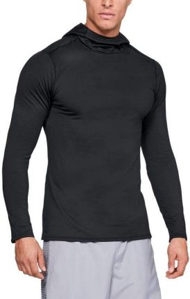 70eb6166b Bluza UNDER ARMOUR FITTED COLDGEAR HOODIE - Czarny
