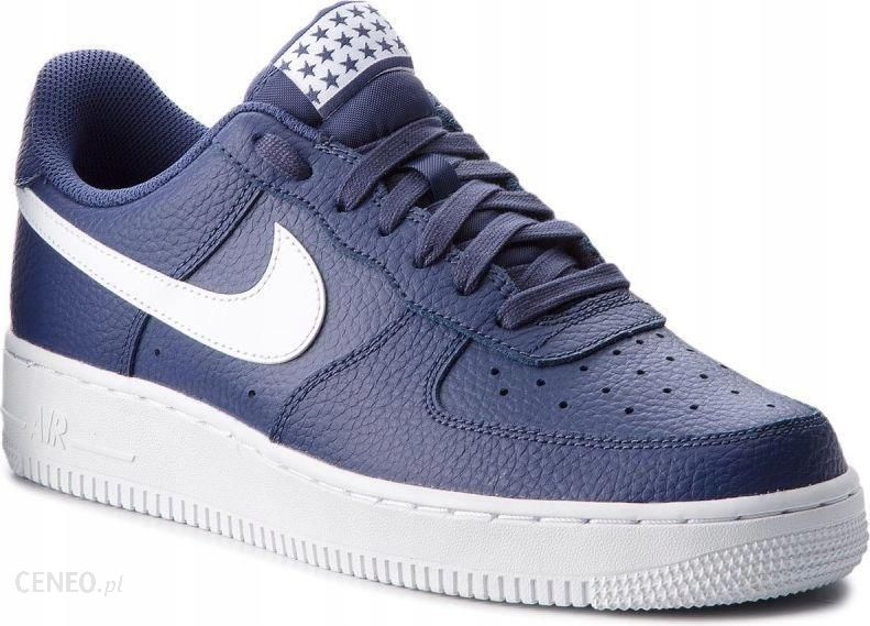 7c2cccb9aa84a Nike Buty męskie Air Force 1 07 fioletowe r. 45 (A - Ceny i opinie ...