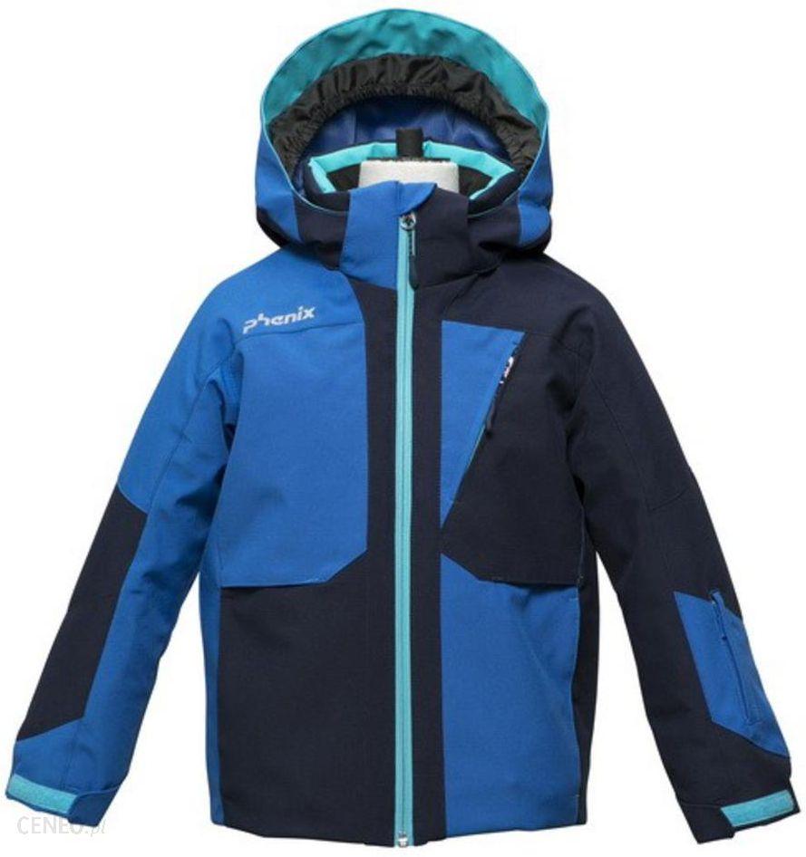 497186531 Phenix Mash Iv Kids Jacket Niebieski 0 4 Czarny 18/19 - Ceny i ...