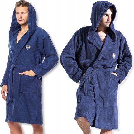 51551eada73e4a THK Bawełniany płaszcz kąpielowy L/XL (THK-017873) - Ceny i opinie ...