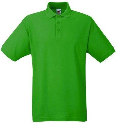 J.CREW SUNFADED CLASSIC SLIM FIT Koszulka polo boston green