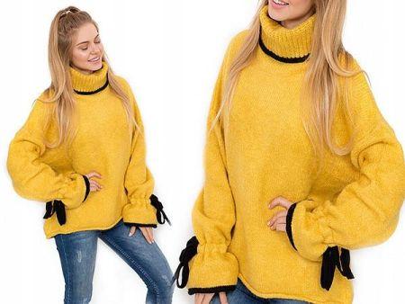 390b037b762031 Idealny Długi Sweter Narzutka Kardigan Uni O146 - Ceny i opinie ...