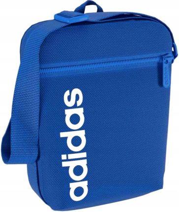 6b4cf2b56aa0 Saszetka Adidas męska TOREBKA torba pasek na ramię niebieska - Ceny ...
