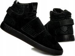 Adidas Originals Tubular Invader STR Trainers In Black BB8392 Black Ceneo.pl