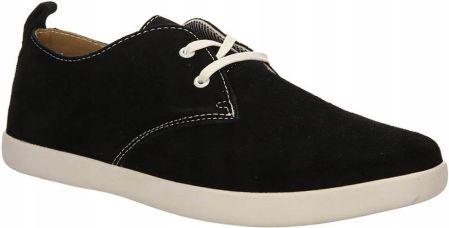 sale retailer 96744 8019f ... Shox Gt Leather by Nike. MĘSKIE CZARNE PÓŁBUTY SKÓRA AMERICAN SH6092  Allegro