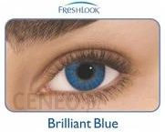 91e7a94340bfdf Soczewki Alcon FreshLook ColorBlends Brilliant Blue 2 szt - Opinie i ...