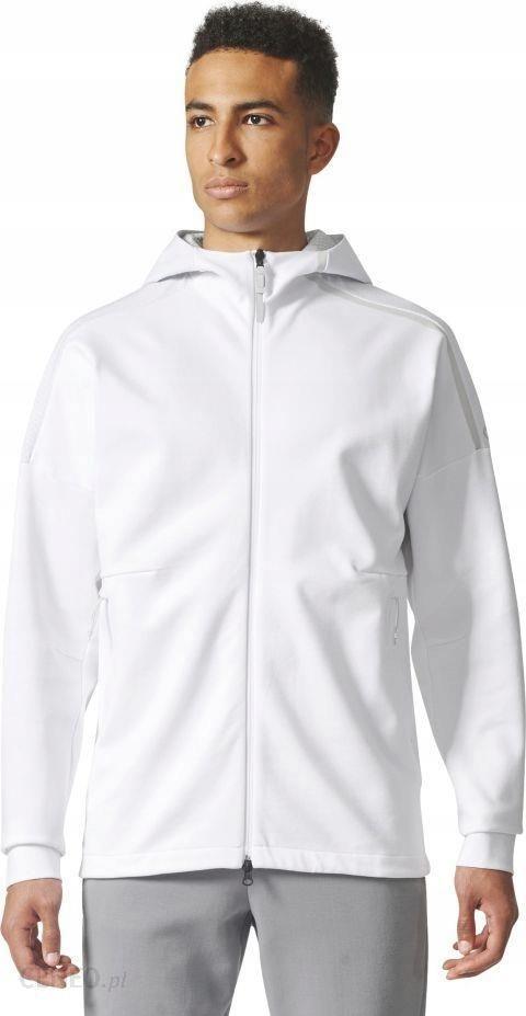adidas bluza męska biała