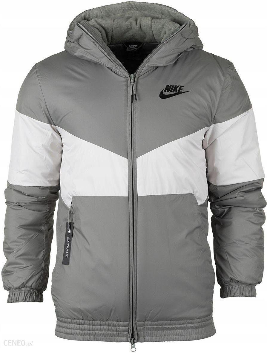 Nike kurtka meska zimowa kaptur Synthetic Fill S Ceny i opinie Ceneo.pl