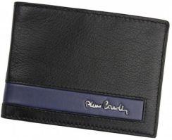 d46e0cd7f082d Pierre Cardin minimalistyczny portfel męski skóra CB Tilak 26 8824 RFID