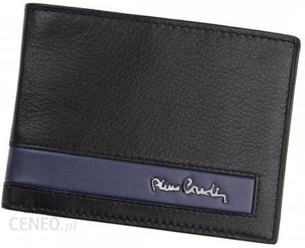 5b1bf6ac642af Pierre Cardin minimalistyczny portfel męski skóra CB Tilak 26 8824 RFID -  zdjęcie 1