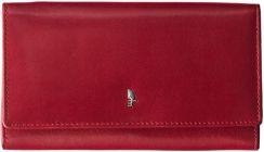 f0816fe8f7fa3 Portfel damski skórzany Puccini czerwony PL1704