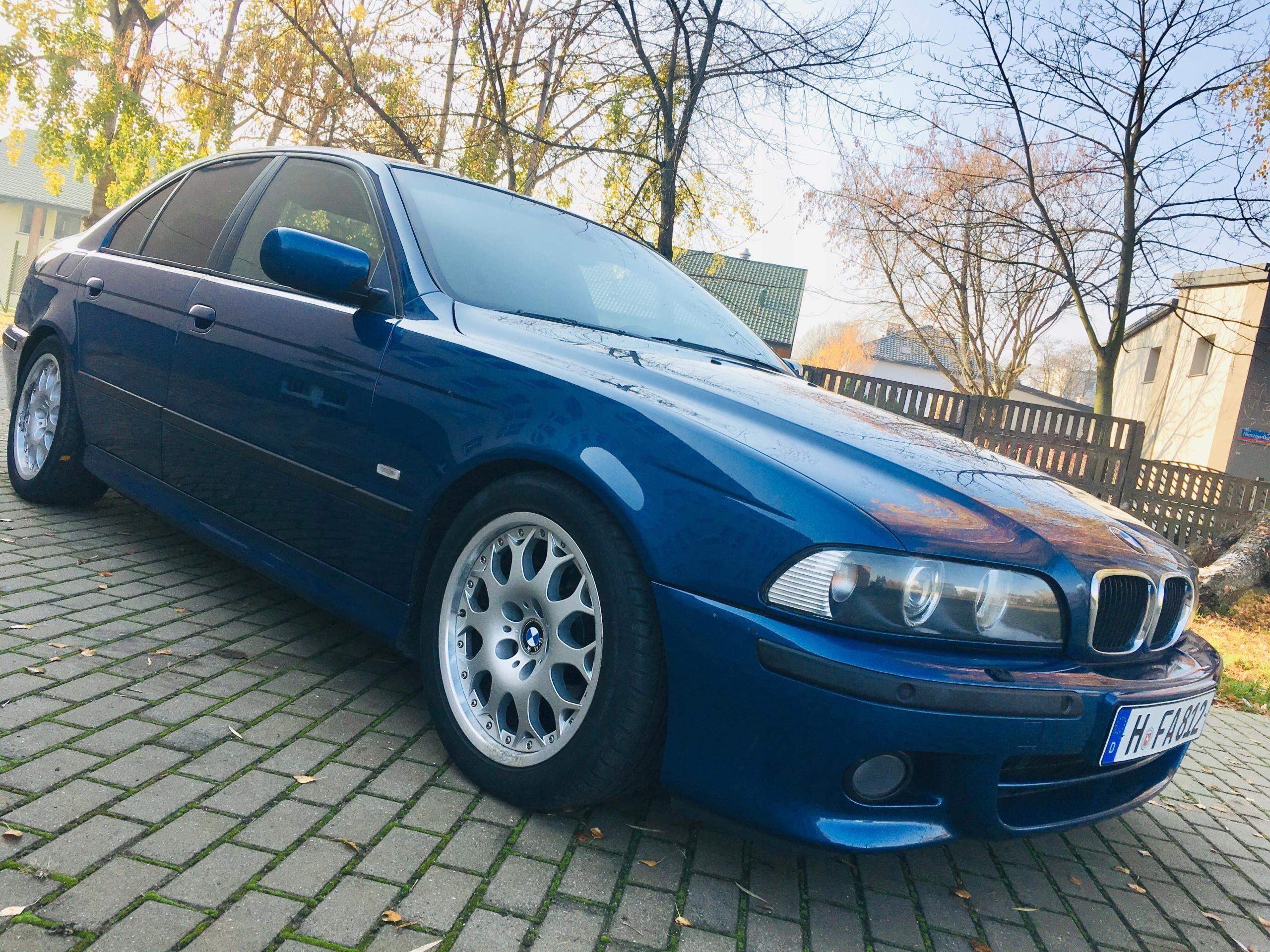 Niesamowite BMW e39 530i M-pakiet Gwint OKAZJA CENA !!! - Opinie i ceny na WD64
