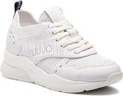 1c76c9fa14ca6 Sneakersy LIU JO - Karlie 14 B19009 P0102 White 01111 eobuwie