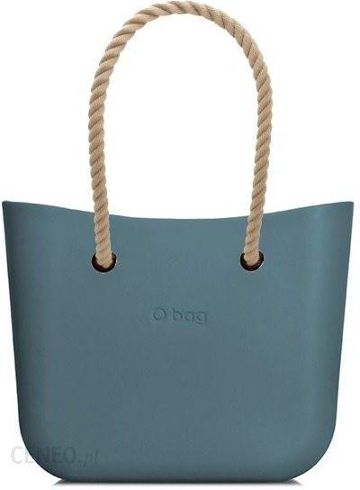 ea6c9501e24db O bag torebka MINI Atlantic z długimi linami natural - Ceny i opinie ...