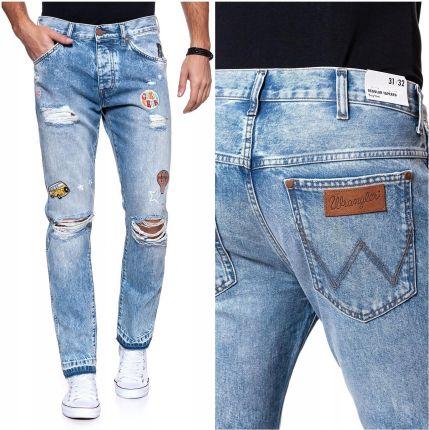 Jack Jones niebieskie Jeansy nowe Anti Fit   31 30 - Ceny i opinie ... 037fdc27a9